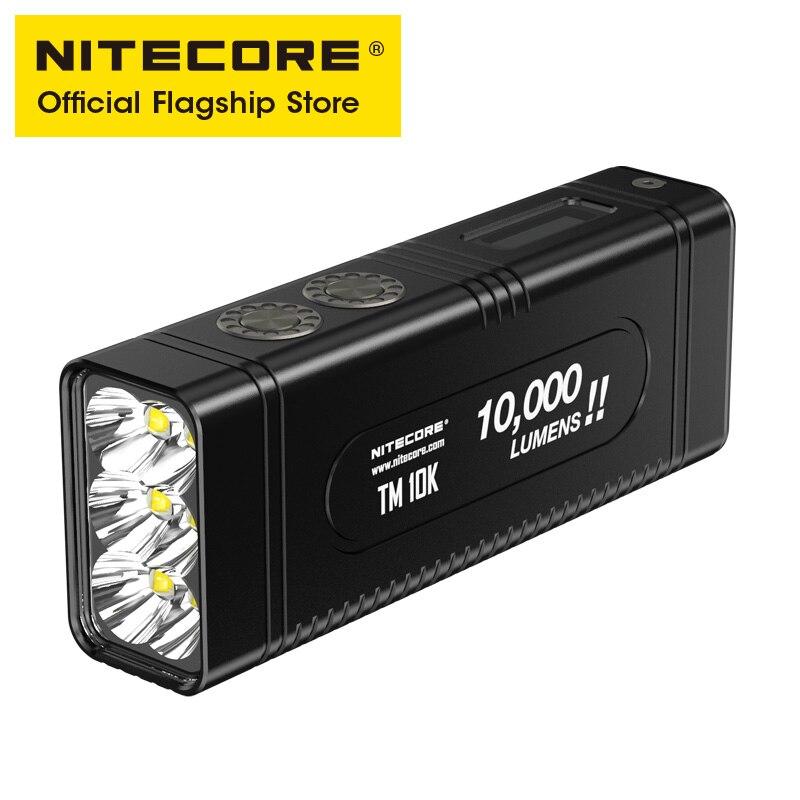 nitecore lanterna de 6 metros tm10k bateria 01