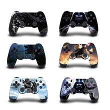 Star Wars Protective Sticker Cover For PS4 Controller Skin For DualShock 4 Playstation 4 Pro Slim