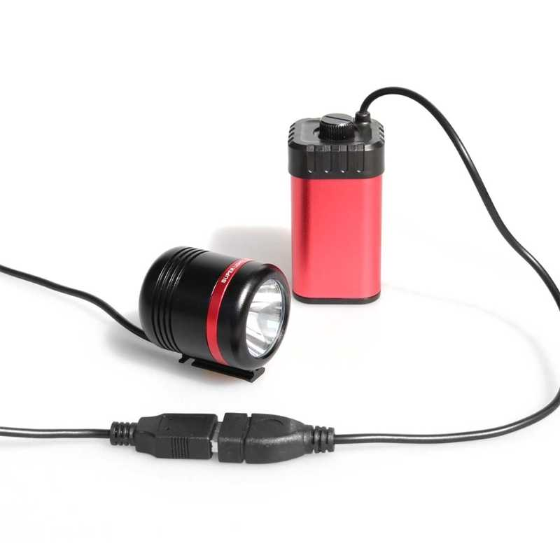 1PC 4x uchwyt baterii aa zestaw opakowanie na Power bank zasilania dla DC 5V USB wentylator z lampką led