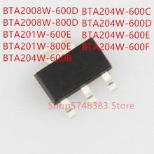 10PCS BTA2008W-600D BTA2008W-800D BTA201W-600E BTA201W-800E BTA204W-600B BTA204W-600C BTA204W-600D BTA204W-600E BTA204W-600F