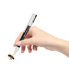 10Pcs/box Queen Bee Marking Marker Pen Set 5 Color non-toxic Beekeeping And Bees Tools Mark Plastic Marks Tool