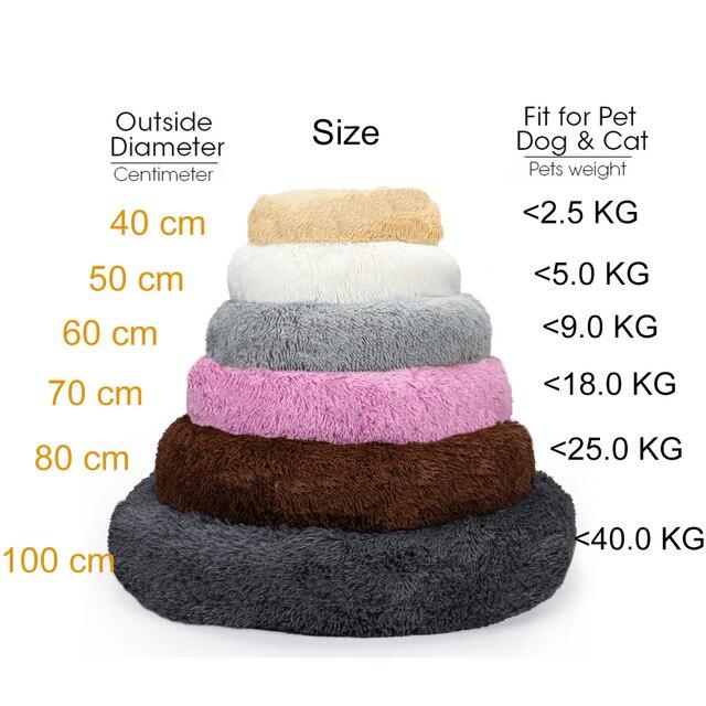 Pets Alpha Comfortable Super Soft Washable Pets Beds 6