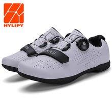 Мужская Дорожная велосипедная обувь размер 37 44 ультралегкие