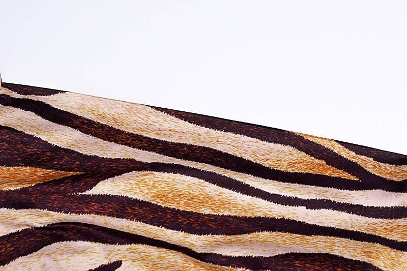 tiger midi dress18