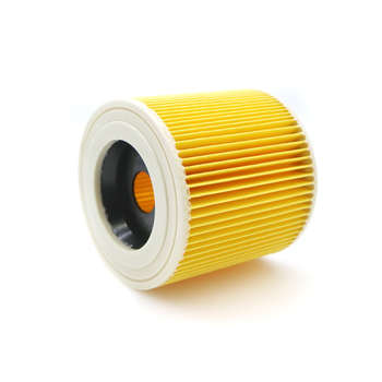 Bolsas De Filtros De Polvo De Aire De Repuesto De Calidad Superior Para Aspiradoras Karcher Partes Cartucho HEPA Filtro WD2250 WD3.200 MV2 MV3 WD3