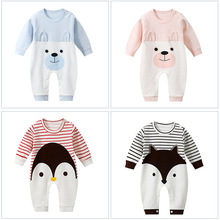 1-18M newborn Baby clothes Full Sleeve cotton infant baby