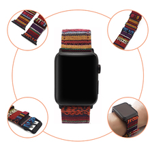 Strap For Apple Watch band 38mm 42mm iWatch 4 band 44mm 40mm Sport Genuine Leather Belt Bracelet Correa Apple Watch 4 3 2 1 Acce цена