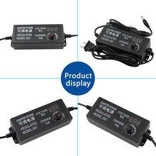 Adjustable Universal Power AC 12V Adapter 2A Supply  AC To DC 3V 9V 12V 24V Power Switching Charger Adatper 220V 12 V 24 V 3A 5A 6ep1334 2ba20 original new simatic sitop psu100s 6ep1334 2ba20 24 v 10 a stabilized power supply input 120 230v ac 6ep13342ba20