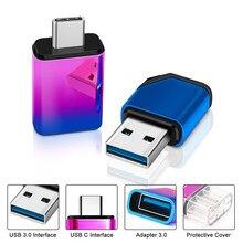 Mini OTG 2 in 1 USB-Sticks USB 3,0 & Typ-C 8GB/16GB/32GB/64GB/128GB Sticks Stick Cle USB für Smart Gerät
