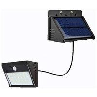 30 LED Solar Licht Menschlichen Körper Induktion Wand Licht Motion Sensor Straße Lampe Induktion Licht-in Solarlampen aus Licht & Beleuchtung bei