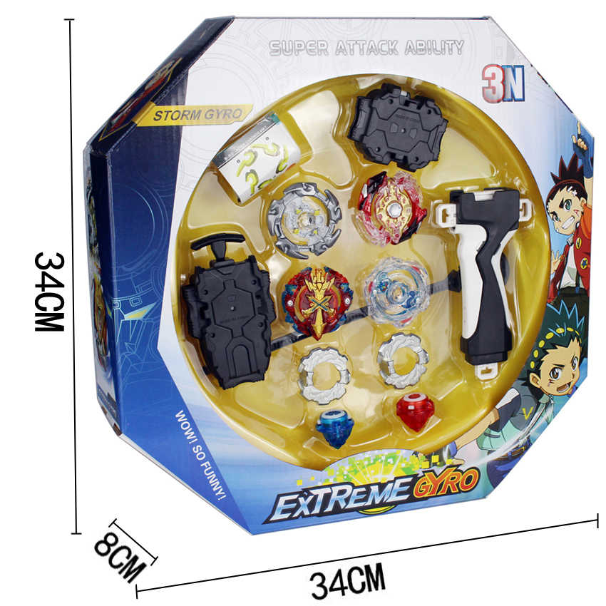 TAKARA TOMY Beyblade Burst набор игрушки GT Arena Металл Бог Fafnir волчок Bey Blade лезвия игрушки