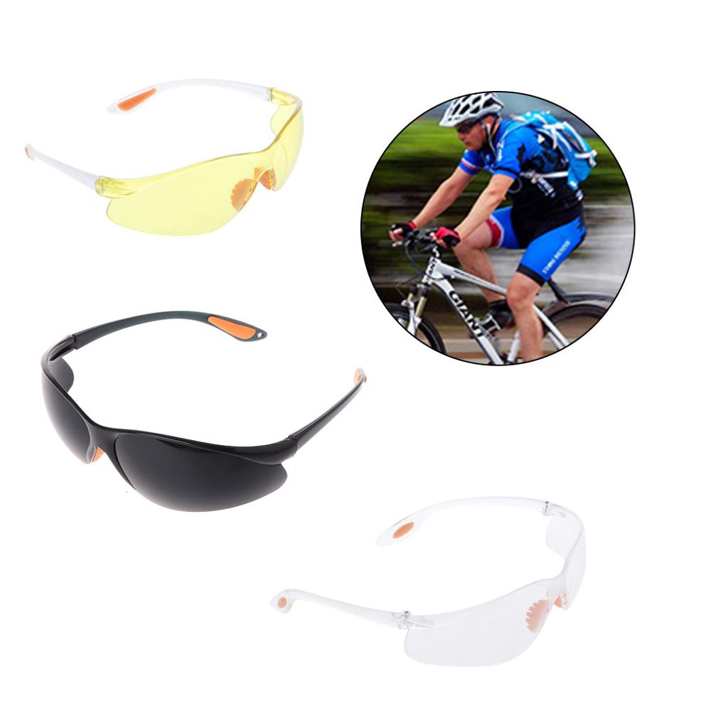 Image 2 - Eye Protection Protective Safety Riding Goggles Vented Glasses Work Lab Dental Safety Glasses-in Safety Goggles from Security & Protection