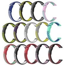 1PC 22mm Wristband Strap Silicone Bracelet Sport Replacement For Samsung Gear S3 Smart Watch Shellhard