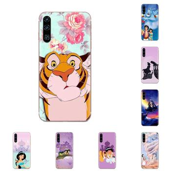 For Huawei P7 P8 P9 P10 P20 P30 Lite Mini Plus Pro Y9 Prime P Smart Z 2018 2019 TPU Cell Phone Cover Case Cartoon Aladdin 2019 image