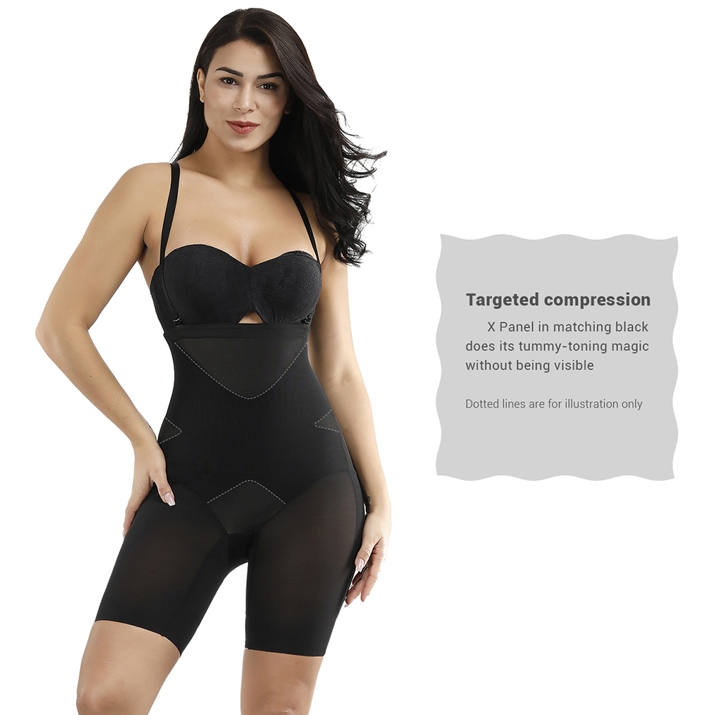 give you a smoother and slimmer look immediately