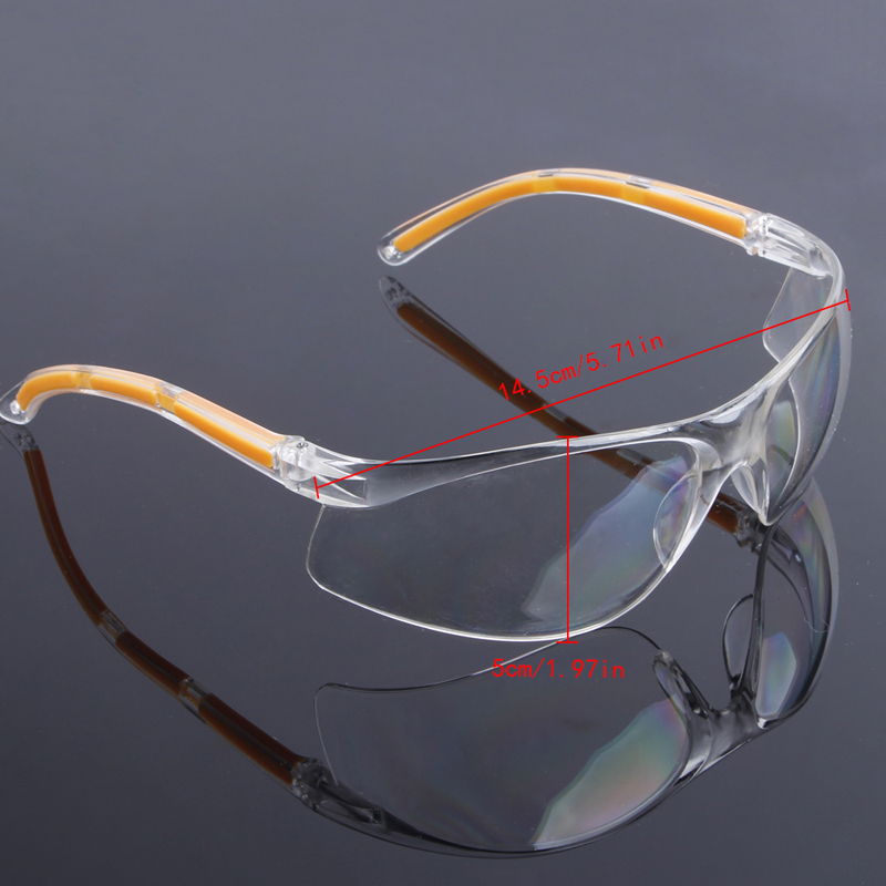 UV Protection Safety Goggles Work Lab Laboratory Eyewear Eye Glasse Spectacles M5TB