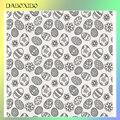 DABOXIBO イースターエッグクリアスタンプ Diy スクラップブッキング/カードメイキング/フォトアルバムシリコーン装飾 Crafts13X13