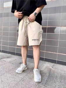 2020 summer new brand casual shorts FOG Essentials high street sports fitness stretch shorts men's pants sports five-point short