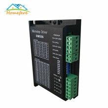 Драйвер шагового двигателя dm556 2 фазный контроллер для nema23