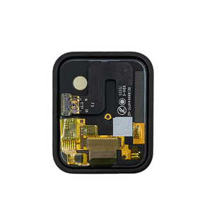 Image 4 - LCD Display Touch screen Digitizer Assembly Replacement For Xiaomi Smart Watch Repair For Xiaomi Mi Watch screen