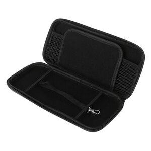 Image 4 - Novo interruptor saco de armazenamento de transporte rígido caso escudo de dois lados para zelda padrão para nintendo