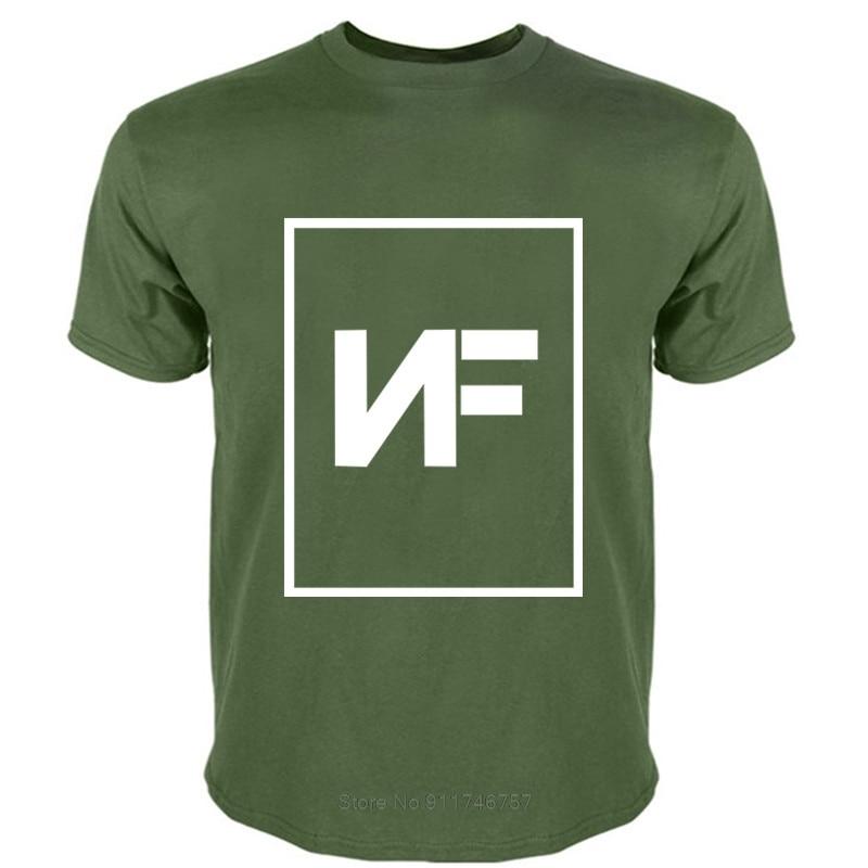 NF Summer Rapper Cotton T-Shirt 1
