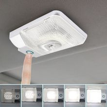 12V Светодиодный потолочный купольный светильник RV, интерьерный светильник RV, светильник ing Trailer, светильник s для Camper RV