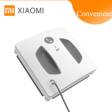 window cleaning robot vacuum cleaner home high suction of smart remote control with remote control automatic clean XIAOMI MIJIA Robotic window cleaner robot for home Auto Window Cleaning Washer Vacuum Fast Safe Smart Planned Remote control