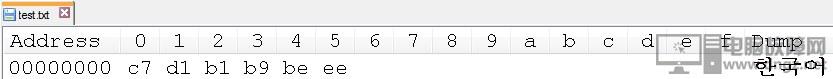 ANSI是什么?chcp命令修改code page5