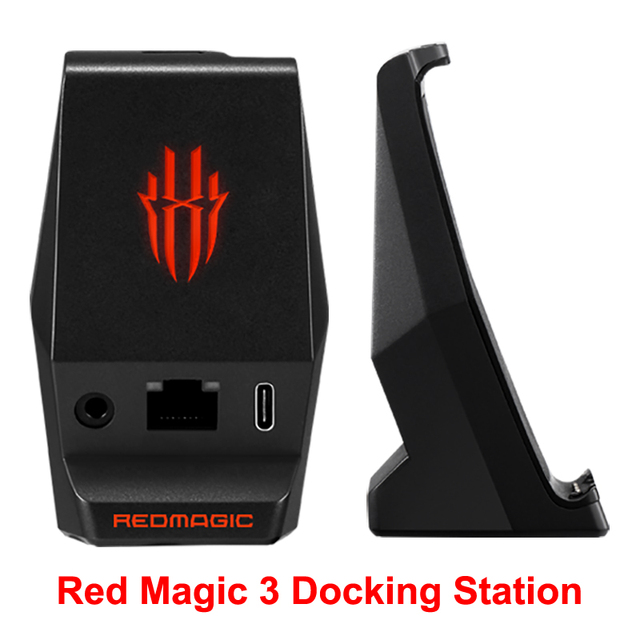 Original Nubia Red Magic 3 Game Mobile Phone All Mobile Phones Mobiles & Tablets 94c51f19c37f96ed231f5a: Ad Magic3 Game Suite|Add Docking Station|Add Nubia Pods|Add Protection Case|Official Standard