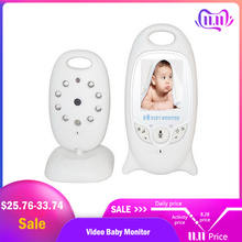 2Inch Video Baby Monitor VB601 Wireless IP Camera Infrared Night Vision Two Way Talk Support Temperature Monitoring English
