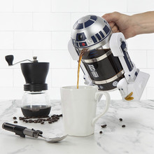 Manual Coffee Pot with Star Wars Drinkware Kitchen Coffee Tea Pot Water
