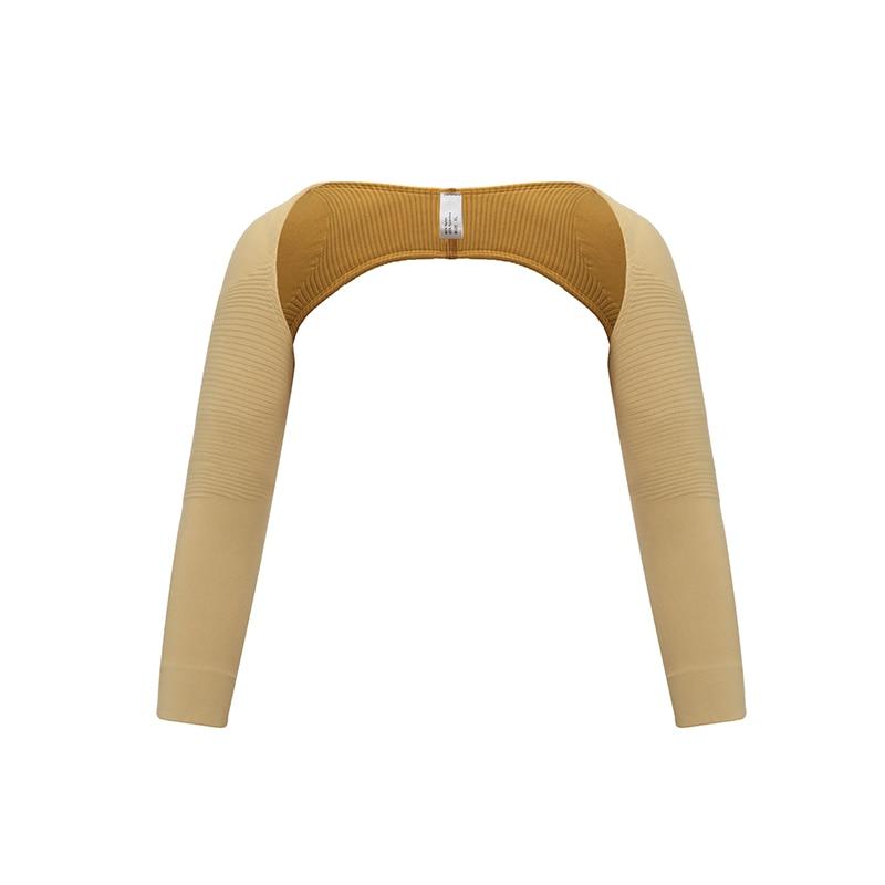 Image 5 - Amazing Power Arm Shaper Back Corrector Slimming Upper Arms Shaper Women Compression Shoulder Wrap Female Support Posture LifterTops   -
