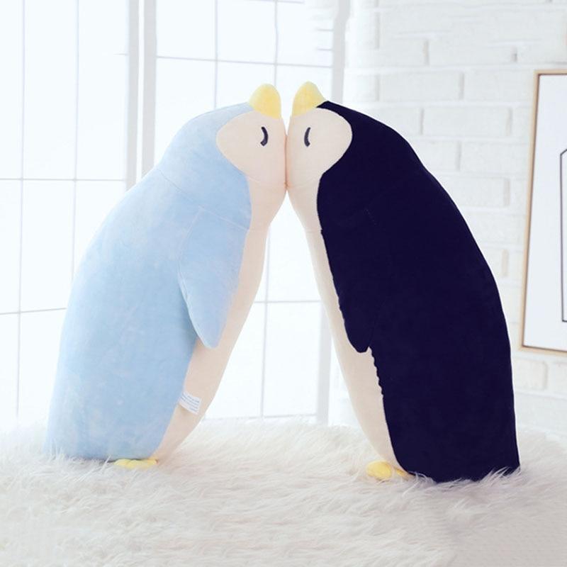 35cm Plush Penguin Stuffed Animal Toys For Kids Filled PP Cotton Soft Girls Toys Pillow Cushion Gift For Children