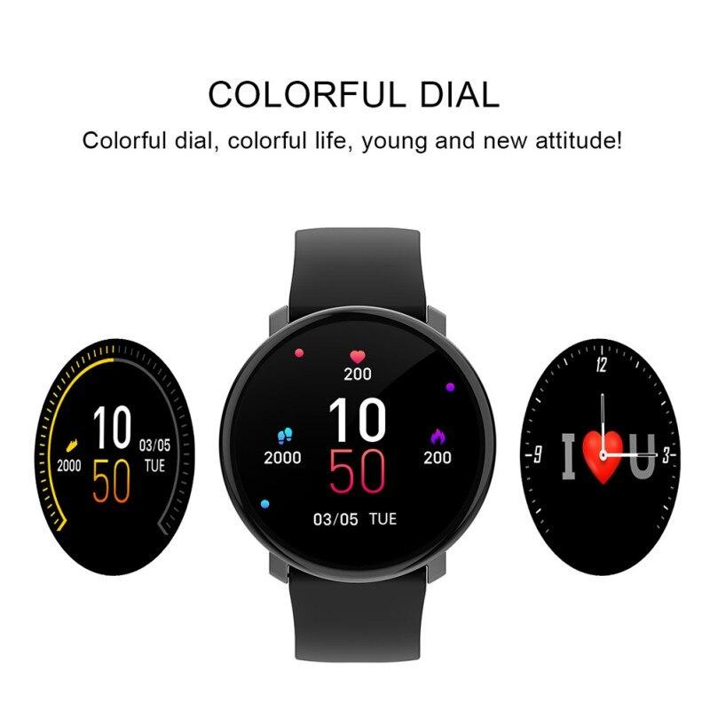 IWOWNFIT I6 Pro Bluetooth 4.0 Smart Wristband Heart Rate Monitor / Multi-Sports