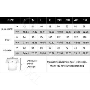 Image 5 - יוניסקס T חולצה מות והעמד היפ הופ Tshirts 3D הדפסת משחק אנימה T חולצת קיץ אופנה מזדמן סוודר לגברים נשים Dropship