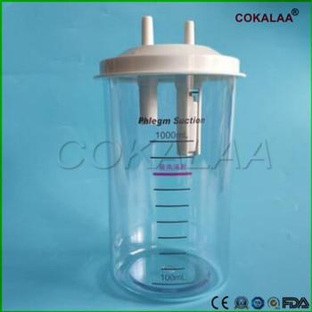 Portable Dental Vacuum Phlegm Suction Unit 7E-A / 7E-B parts Electric Medical Emergency Sputum Aspirator Machine Equipment parts недорого