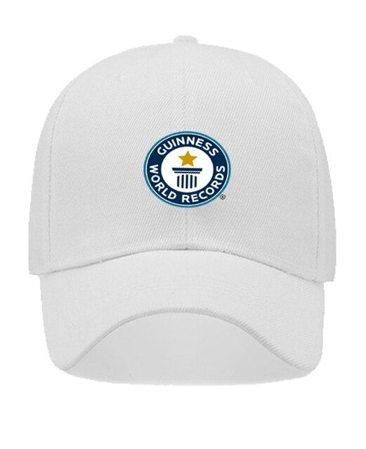 Guinness Records Cap Fashion Accessories Baseball Hat Golf Hat Snapback Cap Men Women Cap Sports Cap Outdoors Cap Hip-hop Cap 3