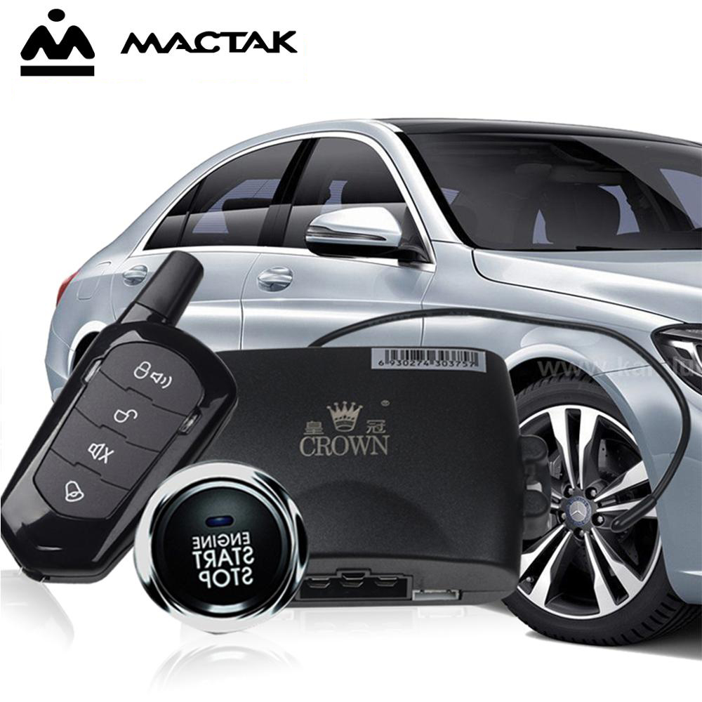 MPKE Starts Keyless Access System With One Key, And The Mobile Phone Automatically Induces The Car To Open/leave The Lock