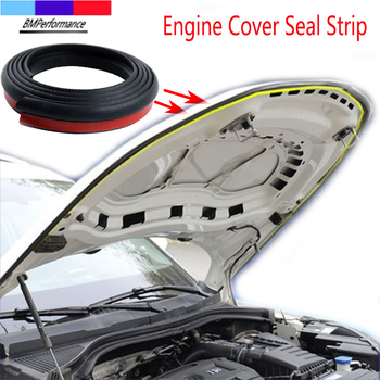 Rubber Car Seal Strip Engine Cover Trim Sealing Strip For Bmw E36 E46 E90 E91 E92 E93 E81 E82 E87 E88 E34 E39 E60 E61 E84 E83 Z4 image