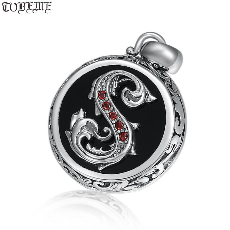 100% 925 argent femmes pendentif 925 Sterling chanceux symbole pendentif bonne chance pendentif dame bijoux cadeau