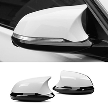 Shell Rearview-Mirror-Cover 335i F30 330d F36 M4-Side F20 BMW CAPQX for 328i F32 F31