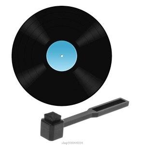 Image 4 - Stylus Bàn Chải Phông Ghi Người Chơi Bàn Xoay Phono Hộp Mực Chống Tĩnh Điện Chống Bụi Kim Sợi Carbon Cọ Rửa Dụng Cụ F05 21