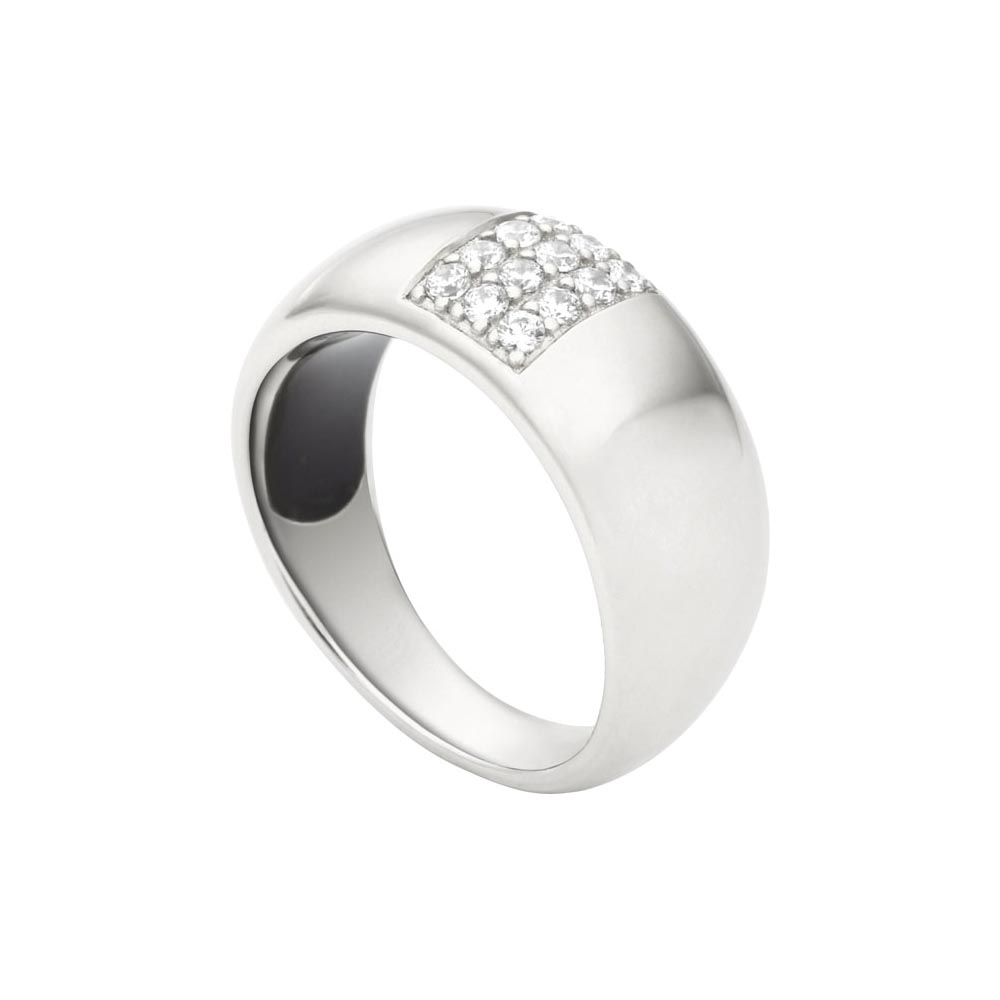 Jewelry Ring Fossil for women JFS00244040 Jewellery Womens Rings Jewelry Accessories Bijouterie vintage alloy engraved circle ring for women