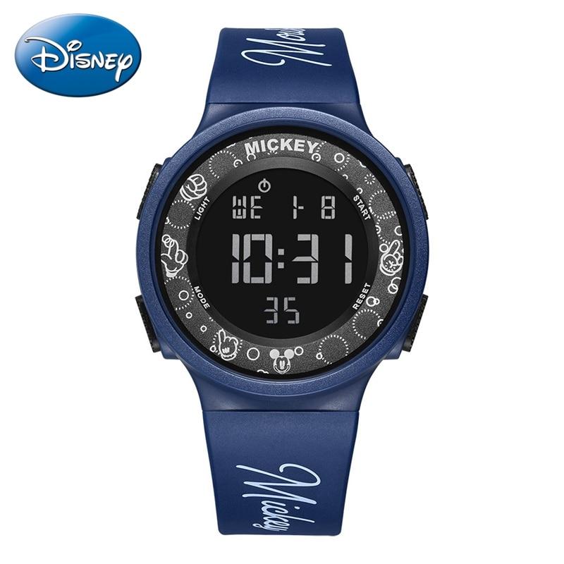 2020 New Sport Kids Digital Calendar Watch Child Soft Rubber Waterproof Watches Boy Daily Cool Time Clocks Teen Wristwatch Gift