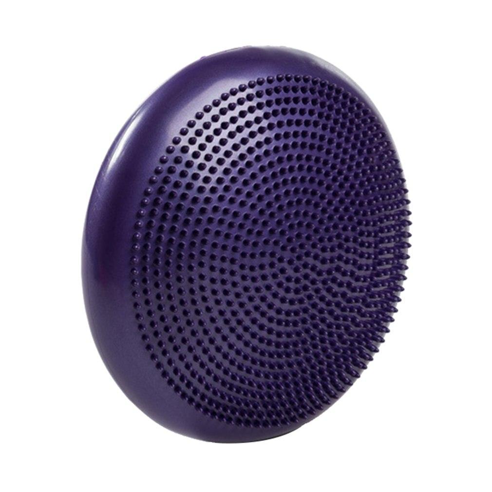33 см, прочный надувной Массажный мяч для йоги, универсальная подушка для спортивного зала, фитнеса, йоги, воблер, стабильный баланс, дисковая...