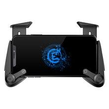 جهاز تحكم بالألعاب من GameSir F3 Plus Pubg موصلة بمسكة AirFlash مزودة بأزرار استجابة لأجهزة الأندرويد/iOS