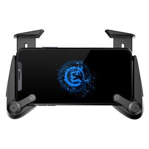 Image 1 - GameSir F3 Plus Pubg mobilny Gamepad przewodzący uchwyt AirFlash z przyciskami odpowiedzi kontroler gier dla androida/iOS