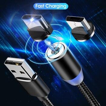 Cable de carga USB de nailon de 1m y 2m para iPhone 6 s 6 s 7 8 Plus 11 Pro max Xs Max XR X 10 5s iPad, Cable de carga rápida V8