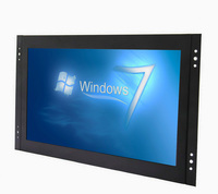 ZHIXIANDA Factory Quality 15.6 Inch Industrial Open Frame TFT LCD Touch Capacitance Screen Monitor